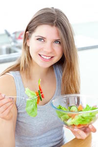 How Does Healthy Eating Affect Your Oral Health